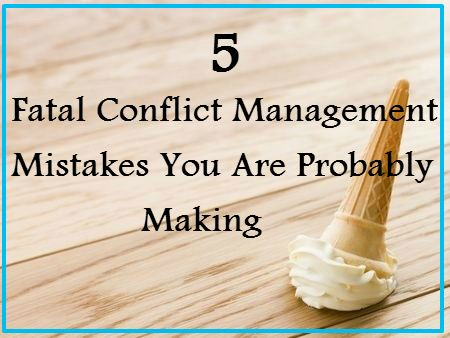 5 Conflict Management Styles at a Glance - Sources of Insight