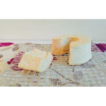 クミタス レシピ 卵、乳、小麦不使用 米粉のシフォンケーキ