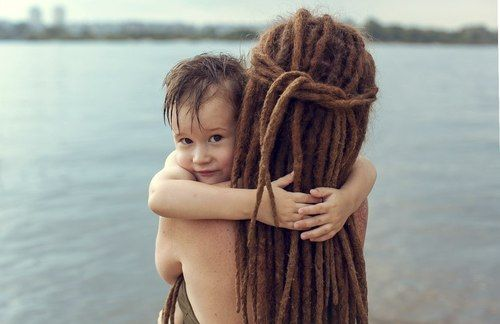 baby dreads dreadlocks girls with dreads