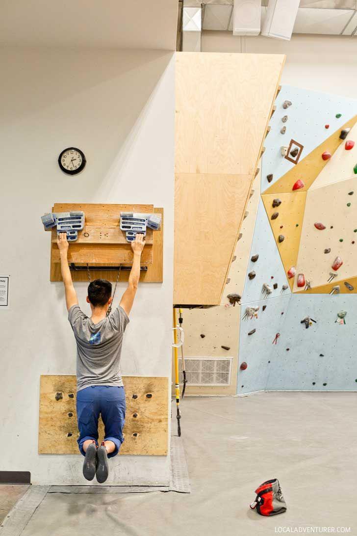 15 Best Games and Exercises to Improve Rock Climbing // localadventurer.com