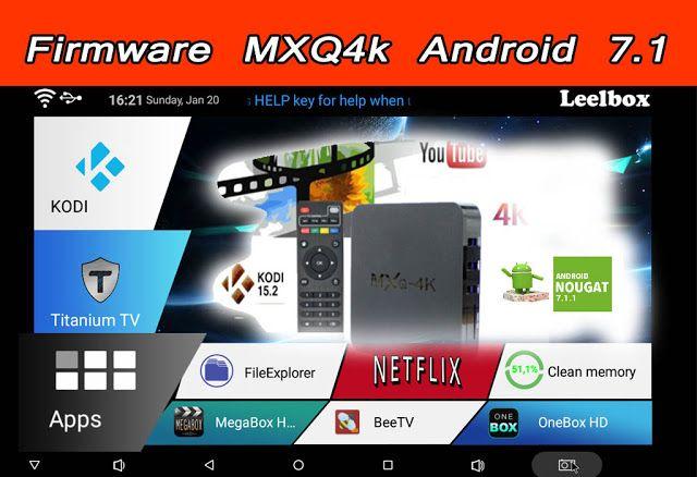 Mxq Pro 4k Update 2018