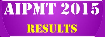 aipmt Result | Ranking list 2015