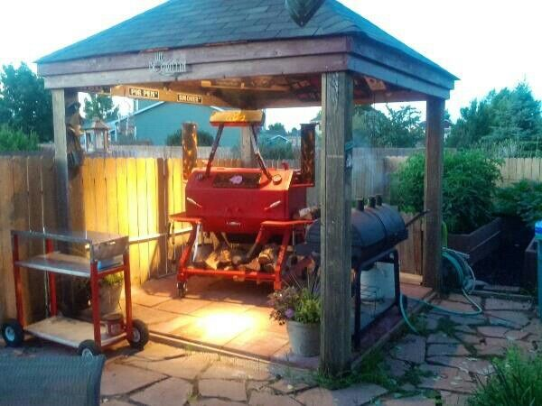 17 best ideas about bbq gazebo on pinterest bbq cover grill gazebo and grill area - Gazebo get upcoming barbecues ...