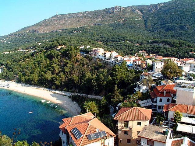 Valtos Beach - Parga, Epirus