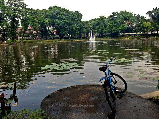 Taman Kota #6 Ngabuburit di Taman Situ Lembang