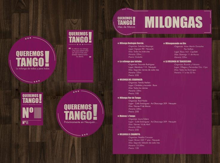 #design #diseño #queremostango #identidad #marca #aperturademarca #tango #queremos #boq