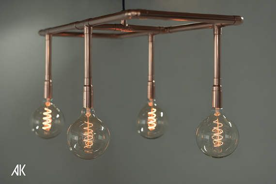 Best 25 Copper Lighting Ideas On Pinterest Copper