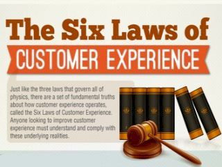 6 Not-So-Secret Truths about Great Customer Experiences [Infographic]
