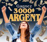Participez et courez la chance de gagner 3000 $ en argent avec Linen Chest