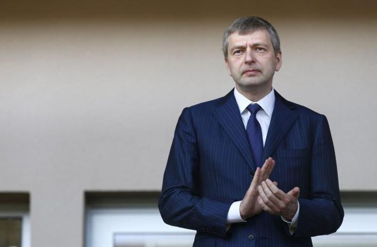 Dmitry Rybolovlev Top 10 Richest Billionaire Football Club Owners In The World
