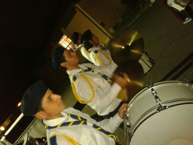 The Drums band