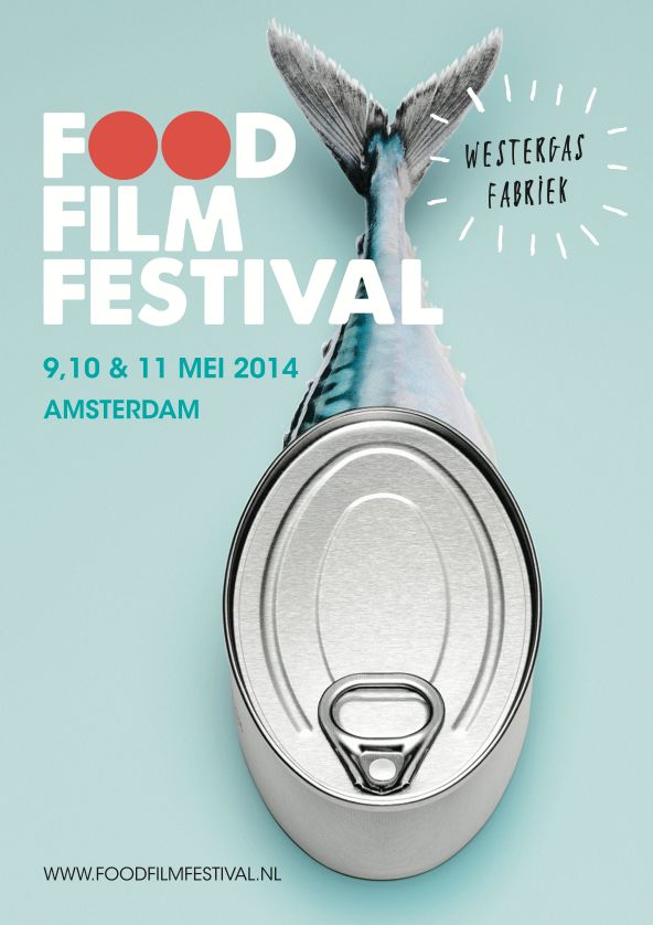 Food Film Festival – 9-11 mei in Amsterdam #food #tincan #sardines @sardinequeens