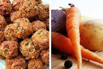 Chifteluțe de post din legume crude (rețete românești pe gustul tău) http://www.antenasatelor.ro/curiozit%C4%83%C5%A3i/tehnologie/8594-chiftelu%C8%9Be-de-post-din-legume-crude-re%C8%9Bete-romane%C8%99ti-pe-gustul-tau.html