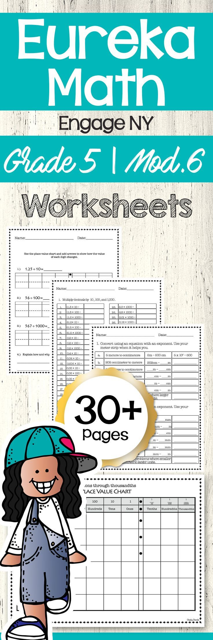 Eureka Math Engage Ny 5th Grade Extra Worksheets Module 6 Eureka Math Engage Ny Math [ 2208 x 736 Pixel ]