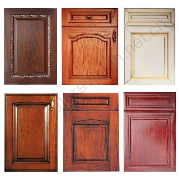 1000 ideas sobre cocinas integrales de madera en for Modelos de puertas de madera para cocina integral