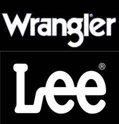 LEE & WRAGLER - JEANS