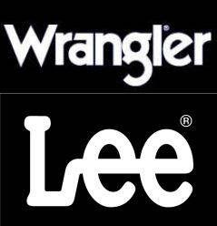 LEE & WRAGLER - JEANS