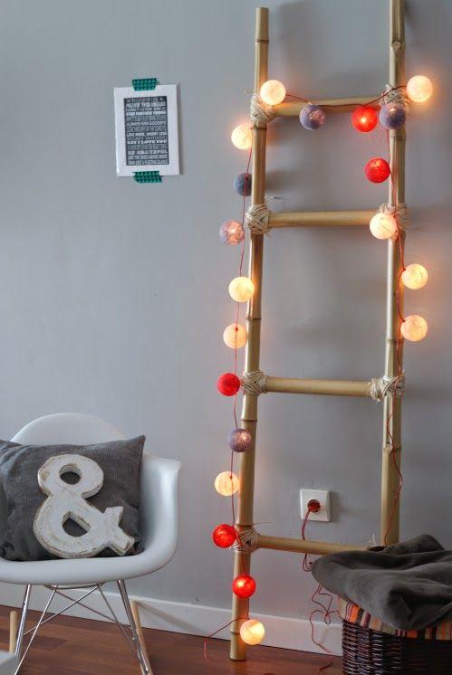 M s de 17 ideas fant sticas sobre escaleras de bamb en - Escaleras de bambu ...