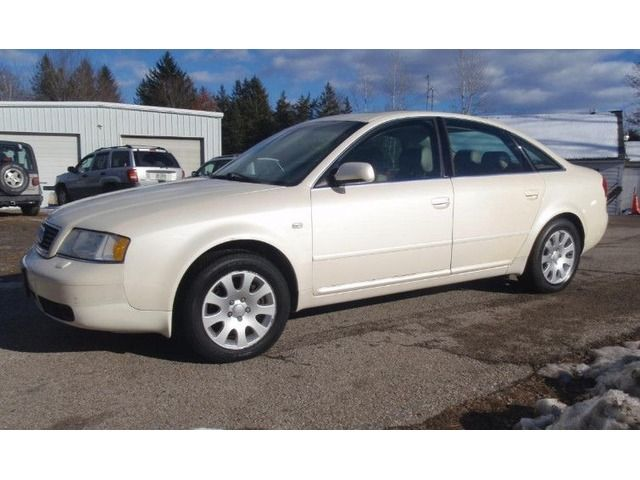 2001 Audi A6 2.8 Quattro Sedan *Serviced w/Timing Belt* - Cars - Greenland - New Hampshire - announcement-83858