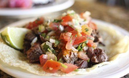 Taqueria offers traditional Mexican dishes, such as huevos rancheros, tamales, tortas, enchiladas, burritos, and tacos