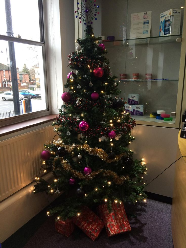The team here at Southampton Orthodontic Centre are all ready for Christmas! Are you?
