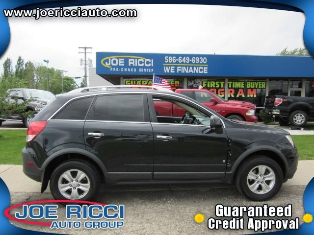 2008 Saturn VUE Detroit, MI | Used Cars Loan By Phone: 313-214-2761