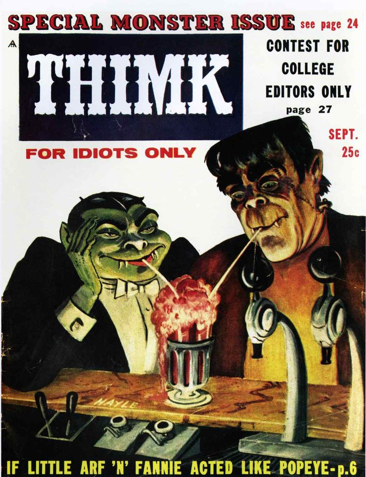 """""""Behaving Madly"""" resurrects the many """"MAD"""" magazine imitators that cropped up in the humor and satire boom of the 1950s.  #MAD #magazine #satire"""