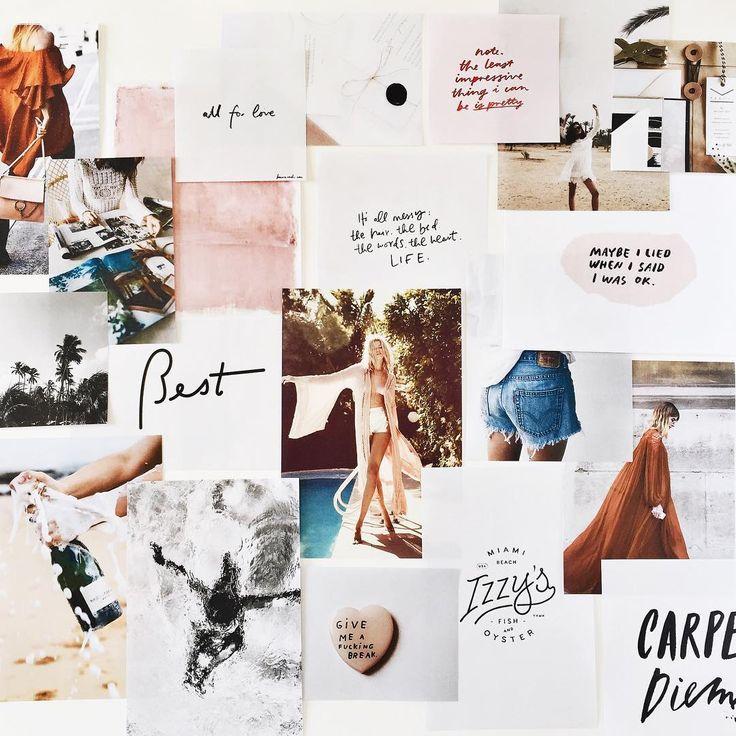 348 Best Images About Mood Board Inspiration On Pinterest: Best 25+ DIY Fashion Mood Board Ideas On Pinterest