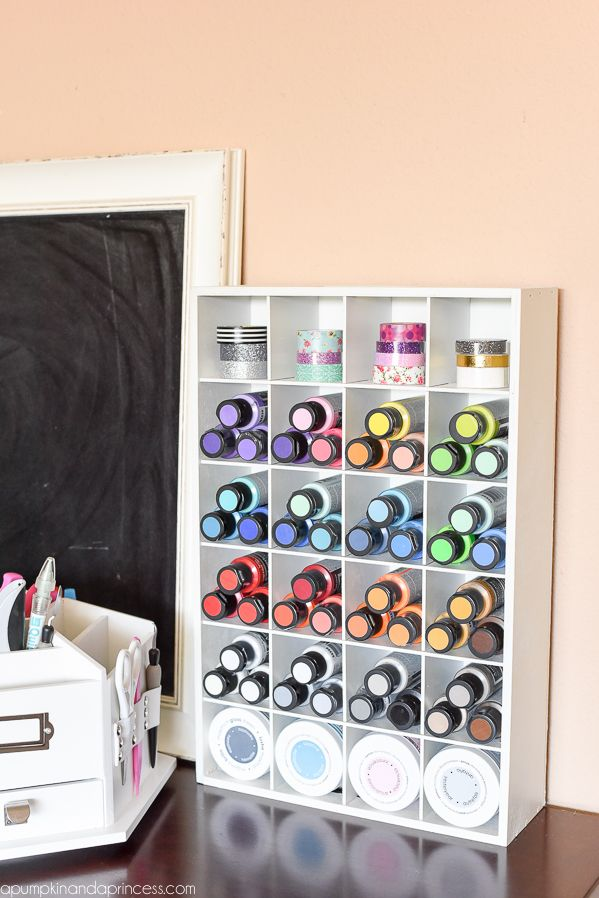 57 Best Images About Craft Storage And Organization On