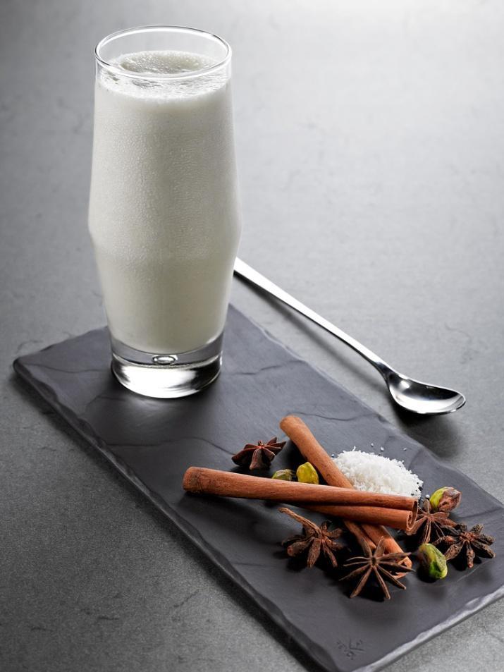 Balinese Milkshake