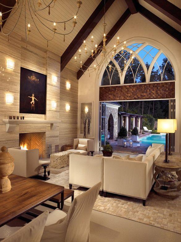 35 best Gothic Home Style images on Pinterest Gothic interior - capri suite moderne einrichtung