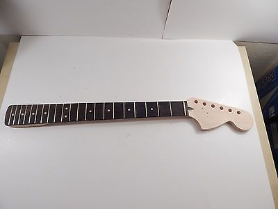 Squier-by-Fender-Strat-Stratocaster-Guitar-Neck-Rosewood-CBS-Headstock-21-Frets