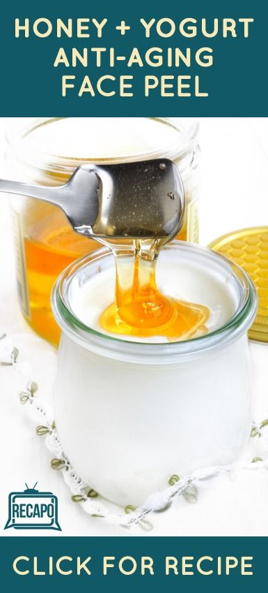 Take years off your face with some health and beauty secrets from Dr Oz and Dr Elizabeth Tanzi, a dermatologist.  Try this DIY Lactic Acid Peel, made of honey and yogurt that will leave your face feeling cool, fragrant, and soft!