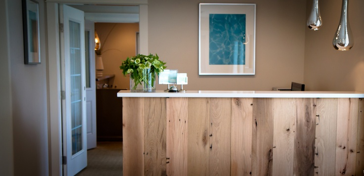 The front desk welcomes you at Lithia Springs Resort!