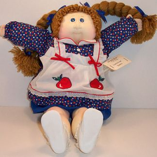 An Original Cabbage Patch Kid: | 33 Of Your Childhood Toys That Are Worth A Fortune Now