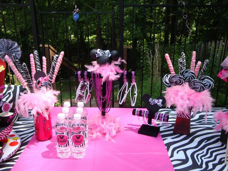 44 best Minnie mouse images on Pinterest Birthday party ideas