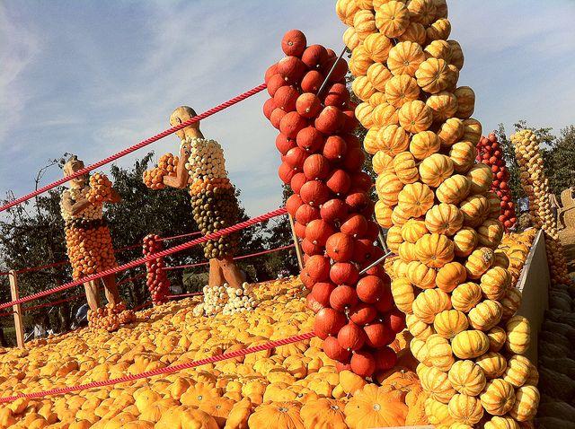 Jucker Farmart - ¡Temporada de calabazas! -  #Granja #JuckerFarmart #JuckerFarmart #JuegosOl #Seegräben #Suiza