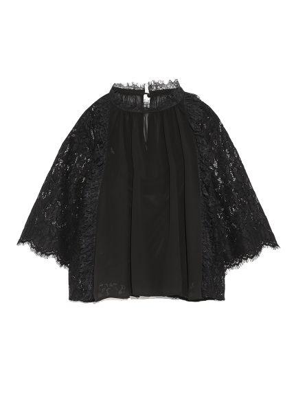 シフォンチュニック(プルオーバー)|Lily Brown(リリーブラウン)|ファッション通販|ウサギオンライン公式通販サイト