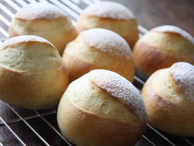もっちりしっとり~♪豆乳パンの画像