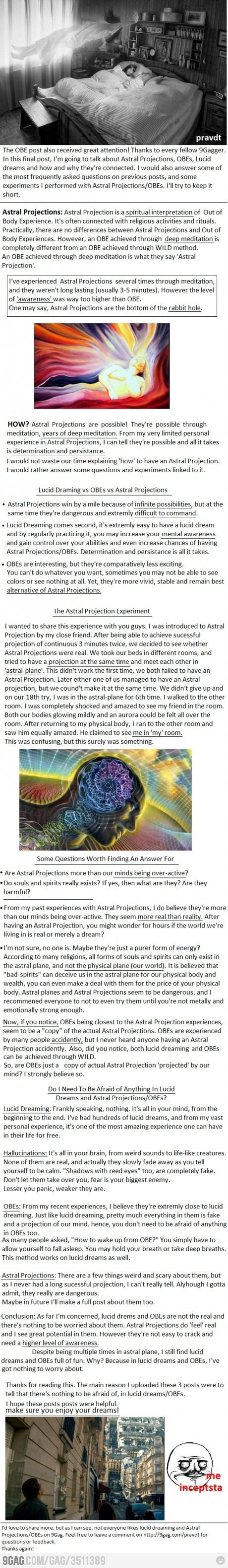 dangers of astral projection Dangers of astral proje ction when people first become interested in this topic, they often wonder if there are any dangers of astral proje ction.