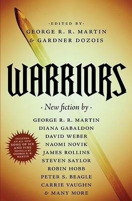 """Great anthology containing George R.R. Martin's """"Mystery Knight""""."""