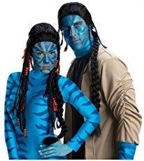 Avatar fancy dress cheap