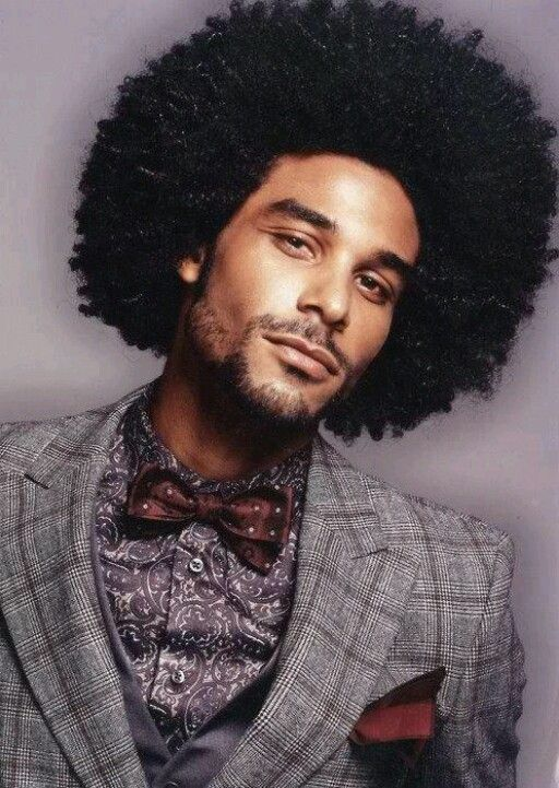Awe Inspiring Afro Hairstyle For Men How To Advice Products Tips Official Short Hairstyles Gunalazisus