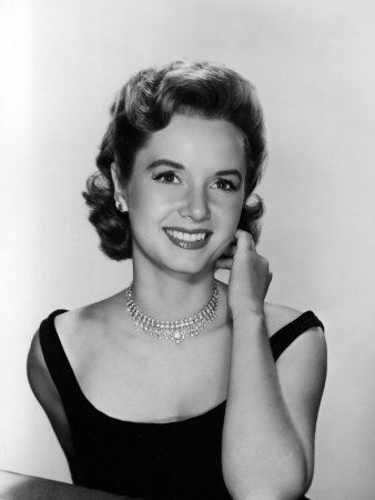 "Debbie Reynolds - (1932- ) born Mary Frances Reynolds. Actress,singer, dancer. First film role at age 19 was ""Singing In The Rain""."