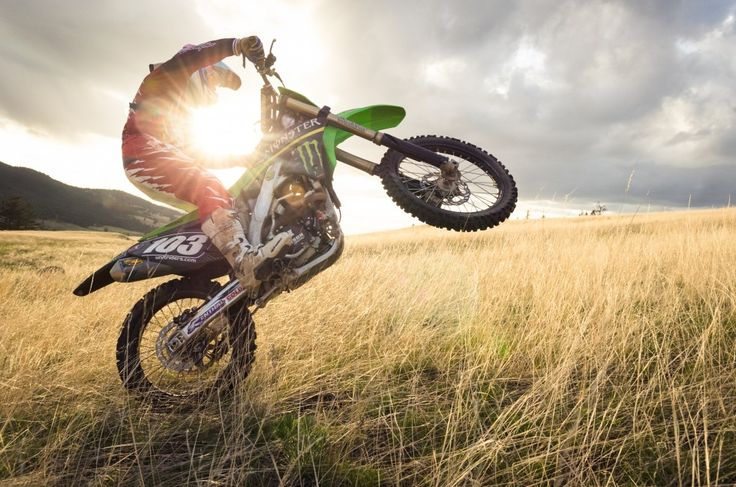 Dirtbike photography