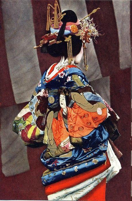 Oiran-Costume(Japan)**.