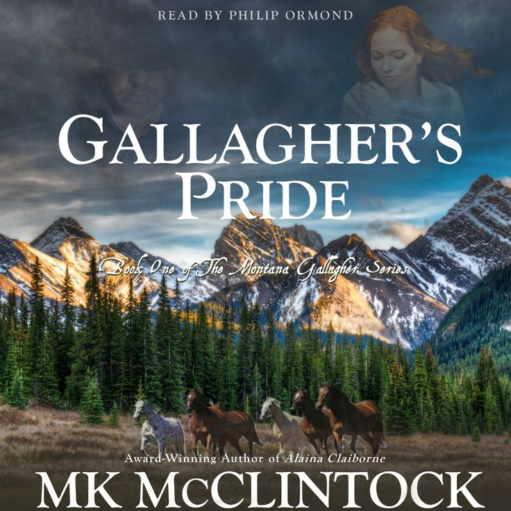 GALLAGHER'S PRIDE Audiobook by MK McClintock