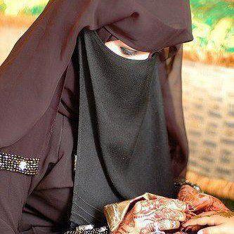 niqabi, niqab, and muslimah image