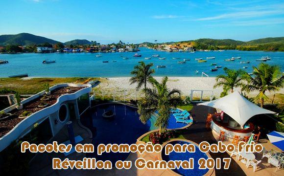 Pacotes para o réveillon ou carnaval 2017 em Cabo Frio RJ #carnaval #réveillon #anonovo #2017 #viagens #promoção