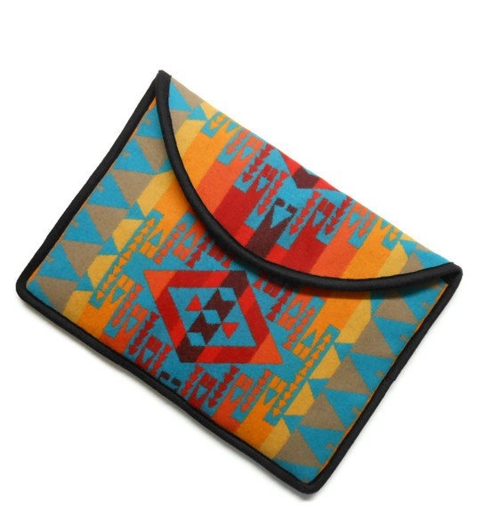 timberlineltd handmade bags and pouches from Pendleton Wools